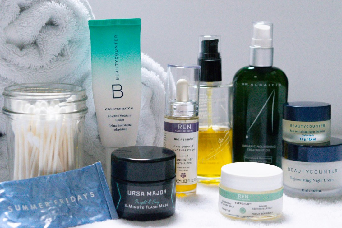 Winter Skincare Favorites