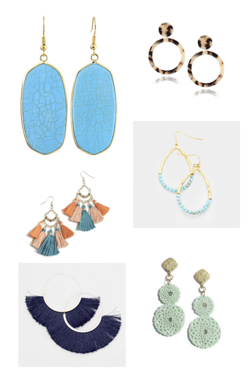 Spring Wishlist: Statement Earrings