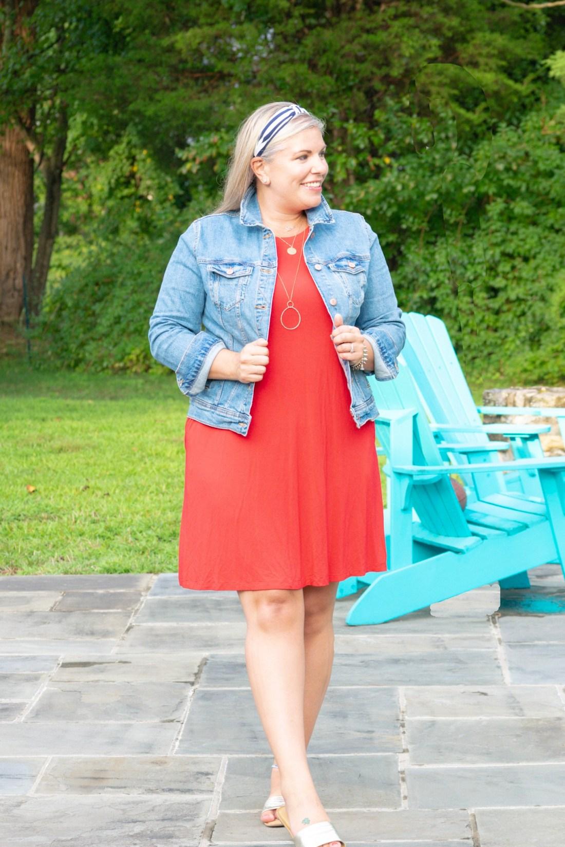 Fall Transition Dresses