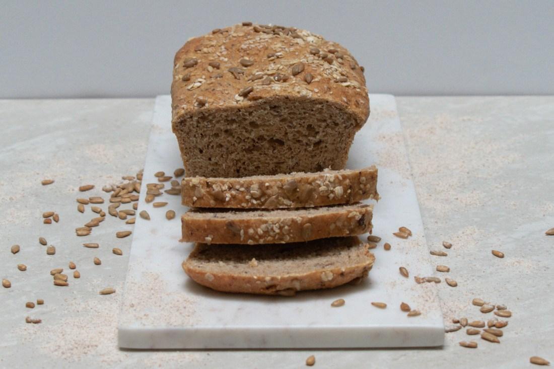 Healthy Sandwich Bread