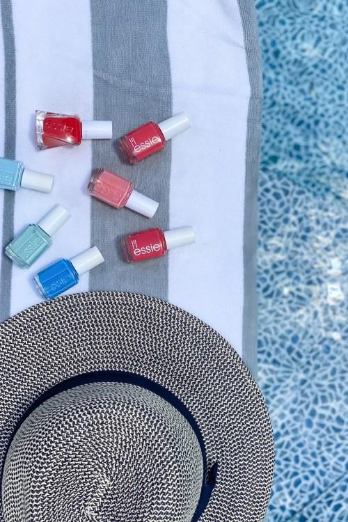 Summer Nail Polish Selections