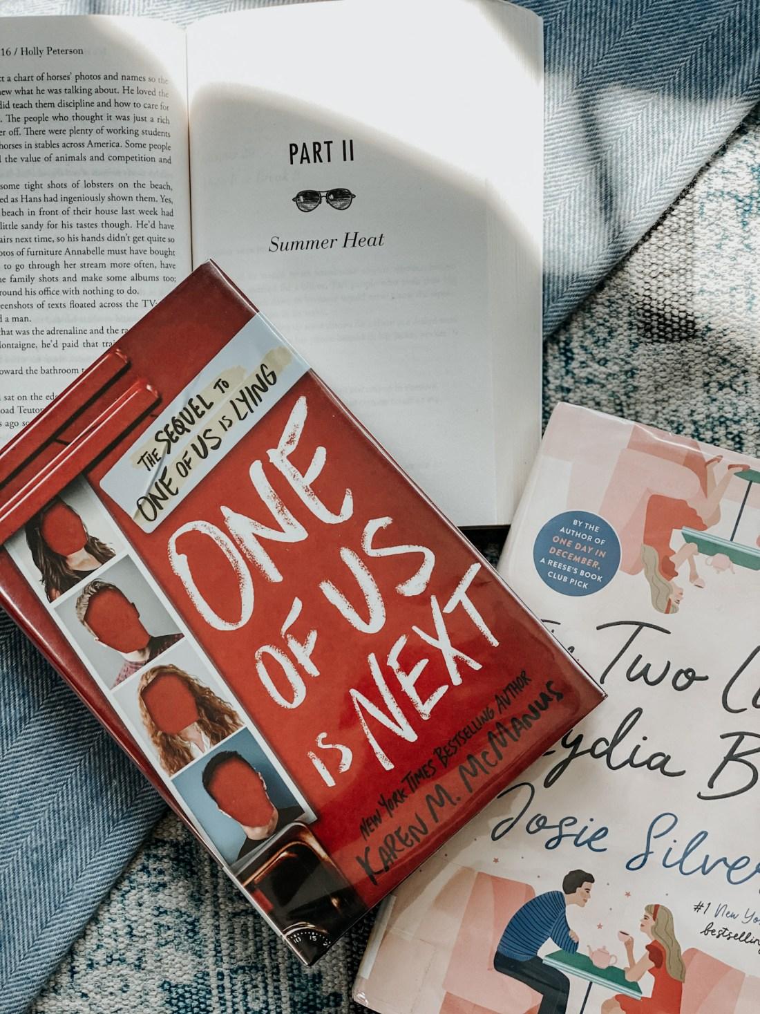 July 2020 Books