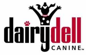 dairydell dog trainers logo design