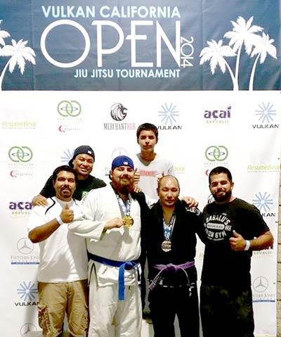 Vulkan California Open Jiu Jitsu Tournament