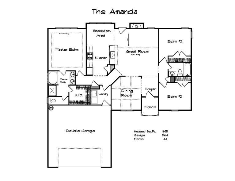 Floor Plans Gary Robinson Homes
