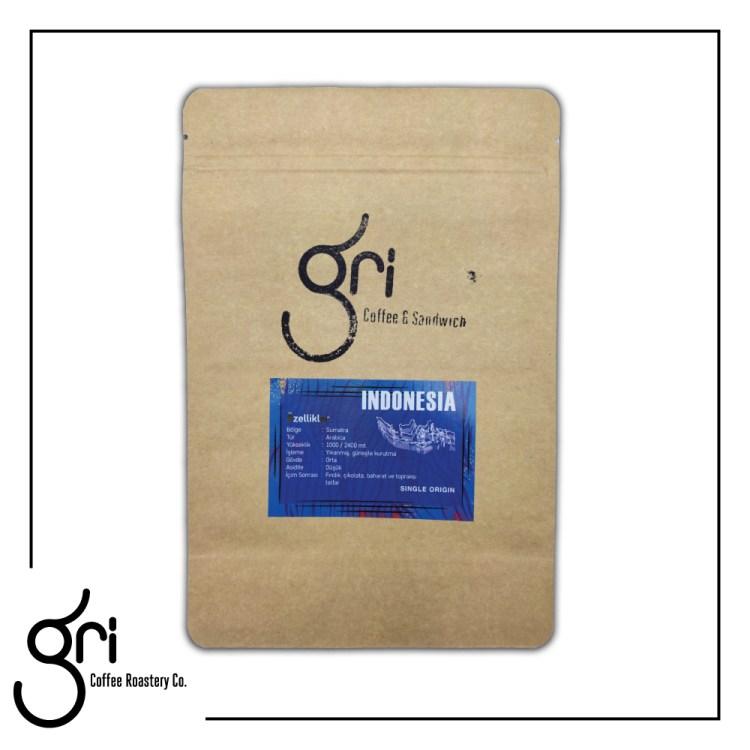 Gri Coffee indonesia Filtre Kahve