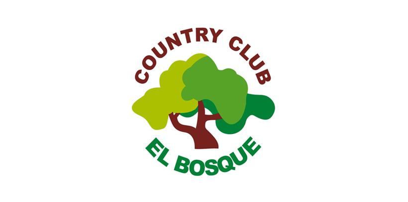 Country Club El Bosque logo
