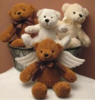 Angel Teddy Bears
