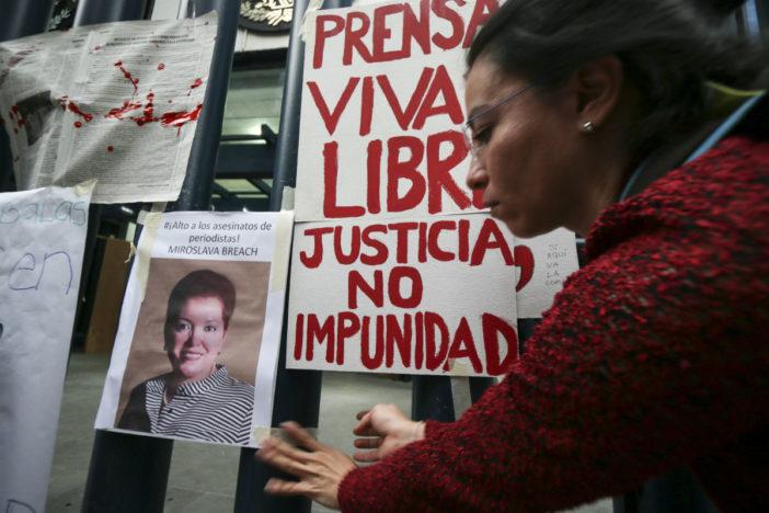 """Hermanos de Miroslava repudian a Javier Corral por decir que ella """"se buscó"""" su muerte (Chihuahua)"""