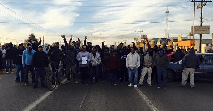 San Quintín y sus alrededores, casi en anarquía (Baja California)