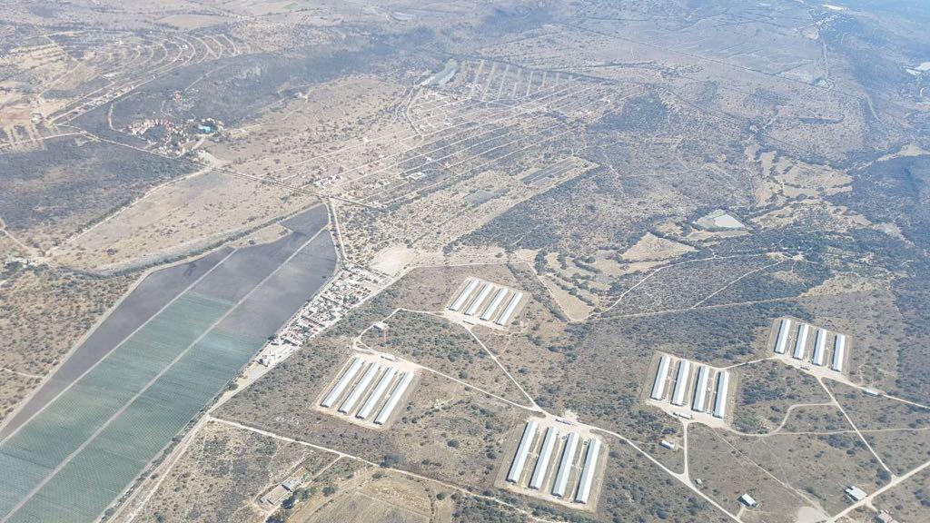 Desalojan a indígenas (Ezequiel Montes, Querétaro)