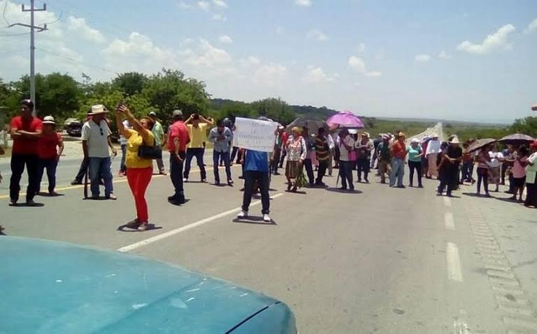 """Convertiremos la Huasteca en un infierno de lucha contra el """"fracking"""": MHD (San Luis Potosí)"""