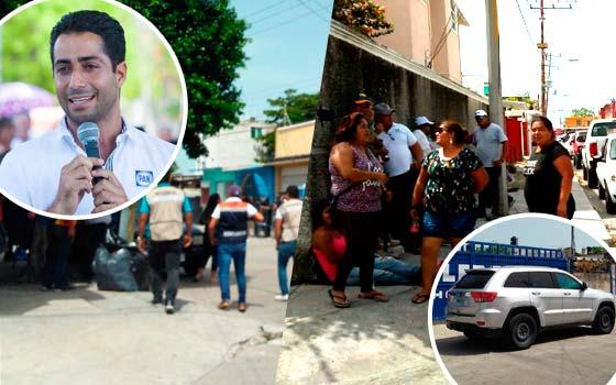 Nuevamente alcalde ordena agredir a periodistas(Campeche)