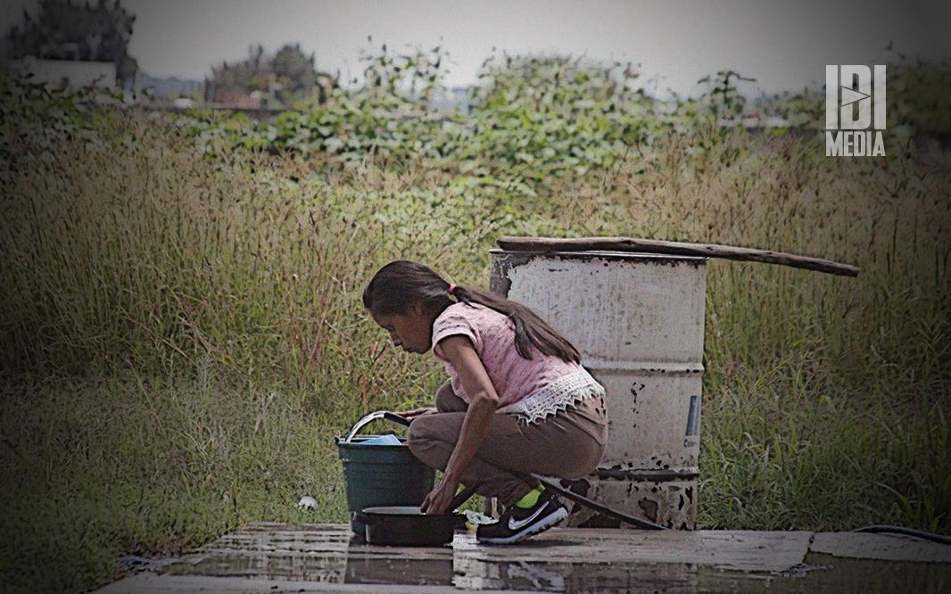"""""""Casi estamos en una cárcel"""": jornaleros de Tanhuato (Michoiacán)"""