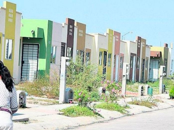 Infonavit embarga viviendas por falta de pagos (Sinaloa)
