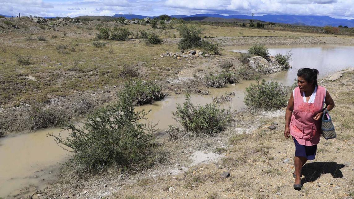 Minería fuera de Oaxaca, exigen en juicio popular