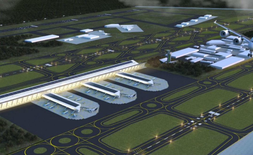 Interés inmobiliario, el verdadero motor del nuevo aeropuerto (Estado de México)