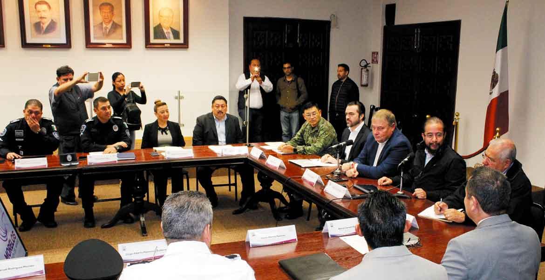 Patrulla Ejército las calles de Cuernavaca; refuerzan seguridad