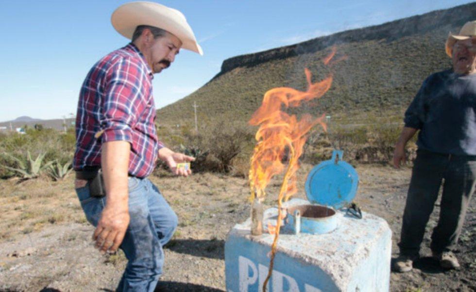 En Coahuila se cumplen 8 años de acuífero dañado por Pemex que sigue sin remediar; inservible para agricultura y ganadería