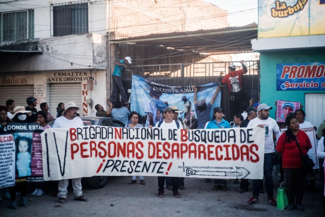 «A los muertos los dejamos ir, pero a los desaparecidos los tenemos que hacer regresar a su casa»