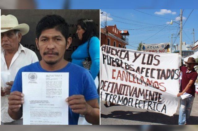 Pronunciamiento del CNI-CIG-EZLN ante el asesinato del compañero Samir Flores Soberanes
