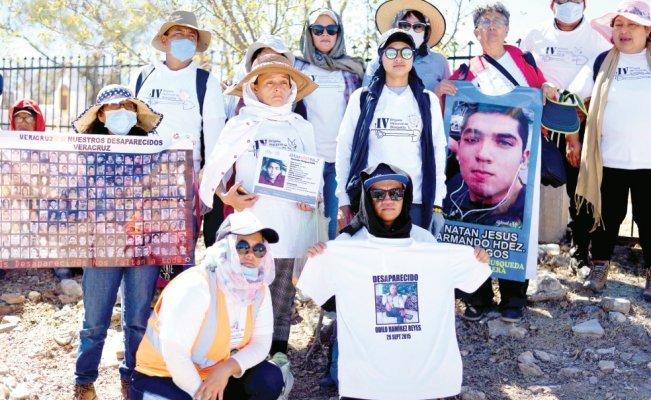Encontrar a familiares desaparecidos las une (Guerrero)
