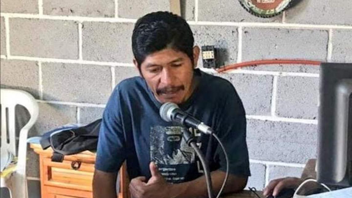 Piden esclarecer crimen de activista (Oaxaca)