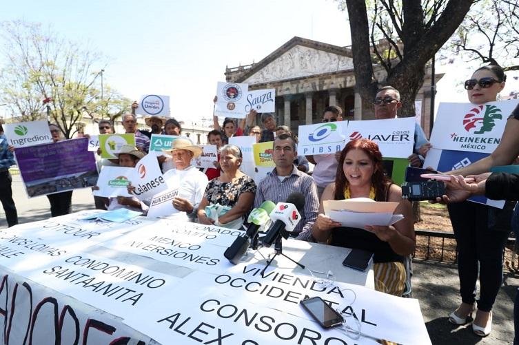 Inmobiliarios e industria, los dueños del agua (Jalisco)
