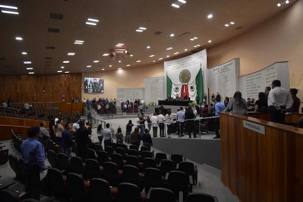 Diputados en Veracruz avalan Guardia Nacional
