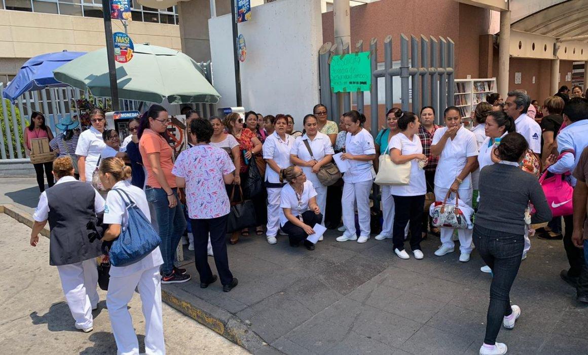 Arbitraria detención de enfermero acusado de robo de medicamentos en Querétaro