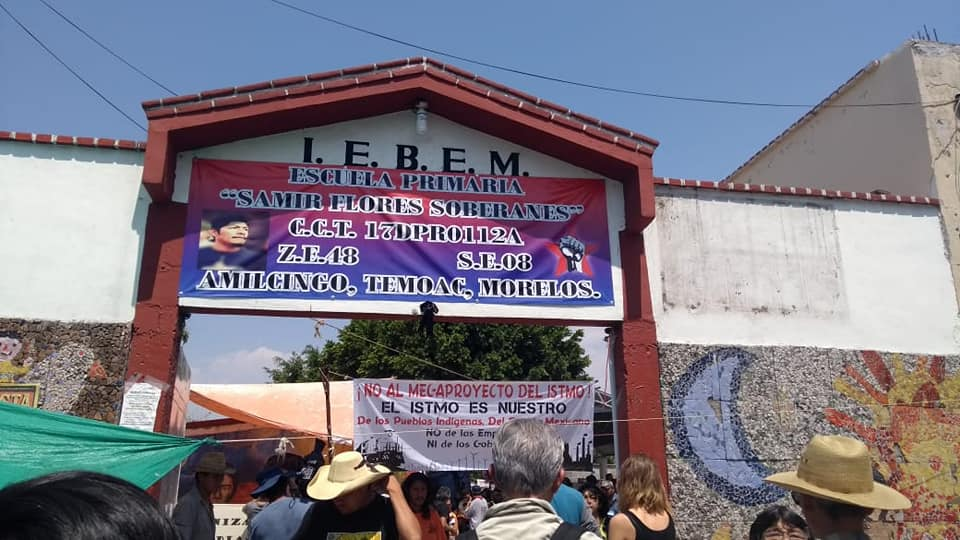 La 4T y megaproyectos, temas claves en el Encuentro de Pueblos convocado por el CIG y el CNI