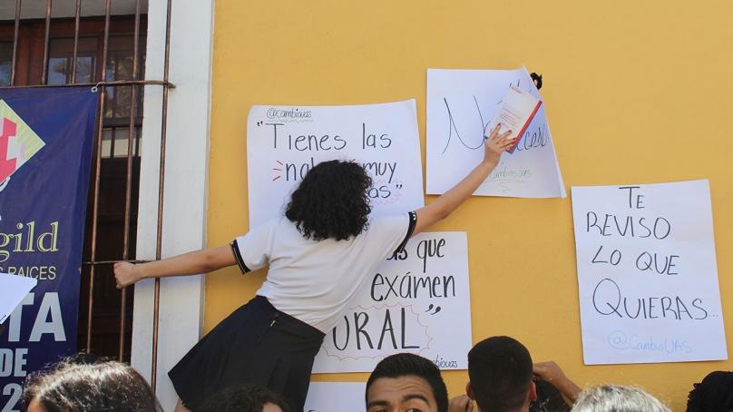 Autoridades hicieron 'oídos sordos' en denuncias de acoso en prepa Flores Magón, lamenta C'MAS (Sinaloa)