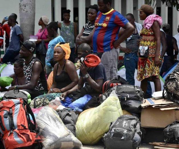 Migración: viven africanos discriminación en Matamoros (Tamaulipas)