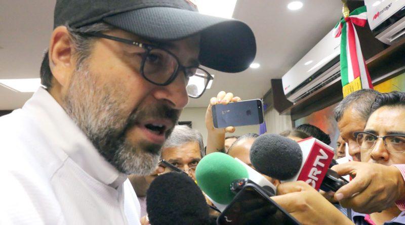 Ignacio Peralta: Este año, Guardia Nacional (Colima)
