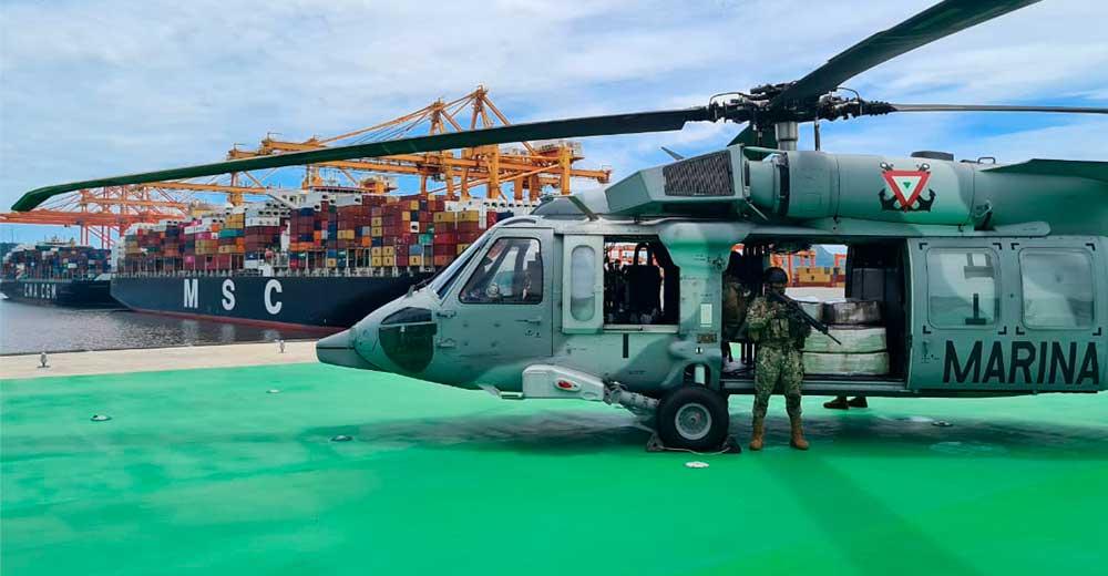La Marina tendrá el control del puerto de Veracruz (APIVER)
