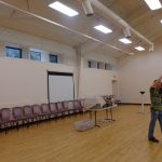 The Dance Hall - for vendors or classes