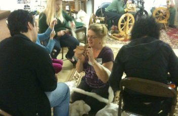 Spinning Class - Frolic Spring 2011