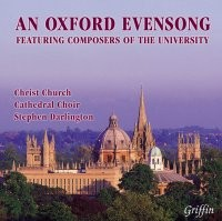 Oxford Evensong GCCD 4035
