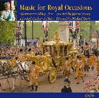 Music for Royal Occasions GCCD 4037