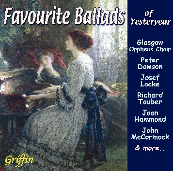 Favourite Ballads of Yesteryear GCCD 4070
