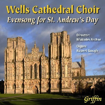 Evensong for St Andrew's Day GCCD 4071