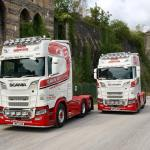 Griffiths Group Skania Cabs
