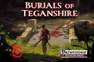 Burials of Teganshire Crossbow Man