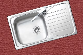 homecare choose your sink according to your kitchen size