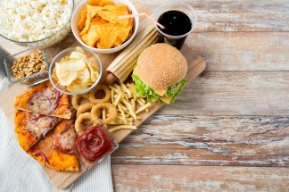 Leave Fastfood to Stay Healthy