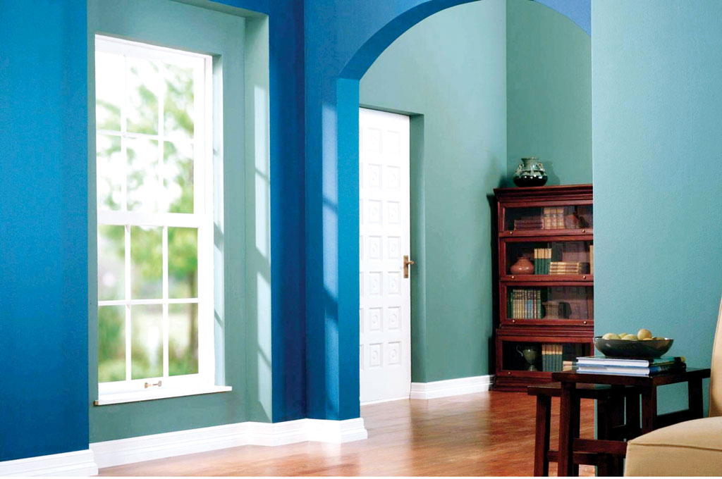 pleasant-home-interior-paint-color-combinations-room ...