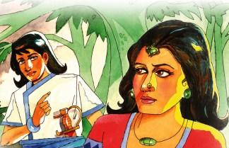 hindi story pehla vidrohi