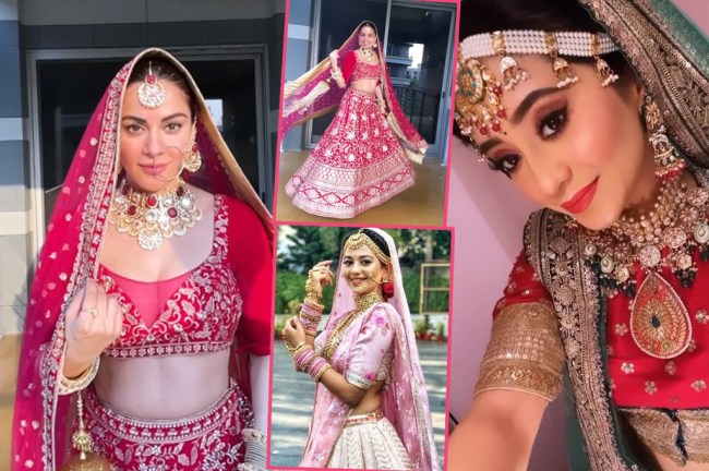 tv-actress-bridal-look