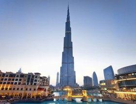 रेगिस्तान में बसा खूबसूरत शहर दुबई