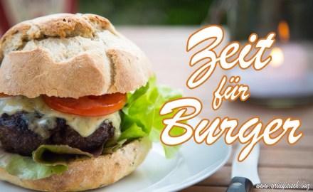 Burger Patties selbst gemacht
